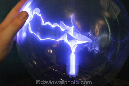 Plasma Static Electricity Glass Ball
