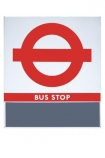 Britain;Bus-stop-sign;bus-stop-signs;England;Europe;G.B.;GB;Great-Britain;London;london-transport;road-sign;road-signs;sign;signs;street-sign;street-signs;U.K.;UK;United-Kingdom;cutout